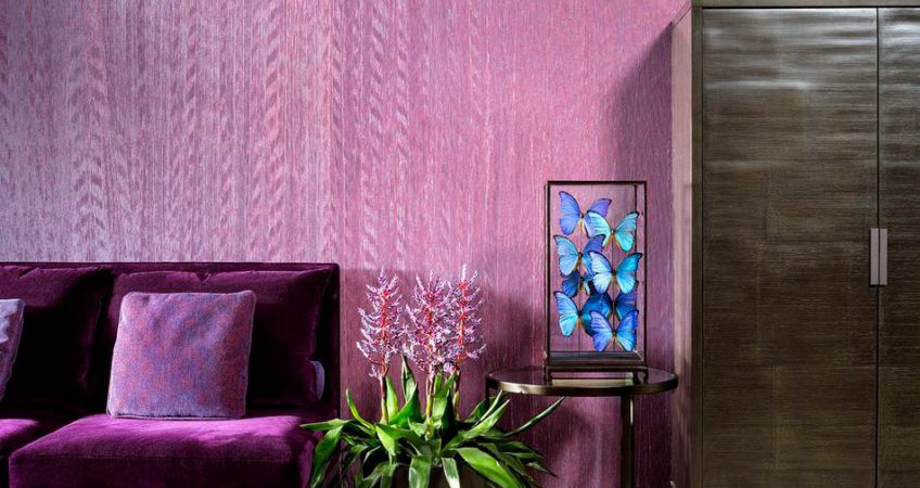 Feng Shui színek falfestés