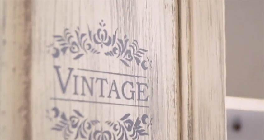 vintage konyhaszekrény festési tippek